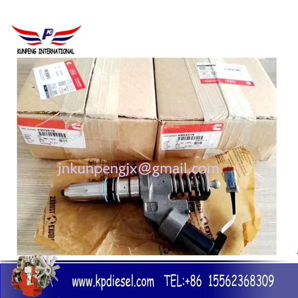 Cummins QSM11 engine fuel injectors 4903319