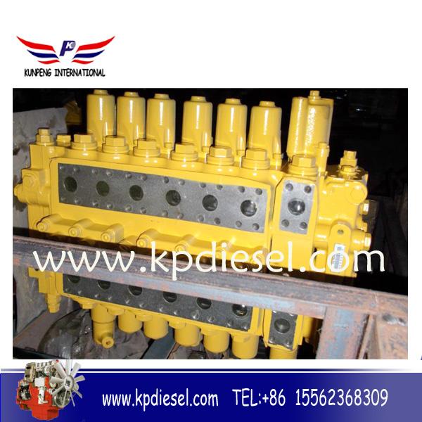 renew Komatsu hydrulic valve