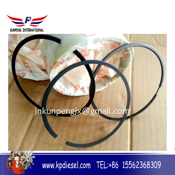 1004025D56D piston ring of sdlg excavator engine