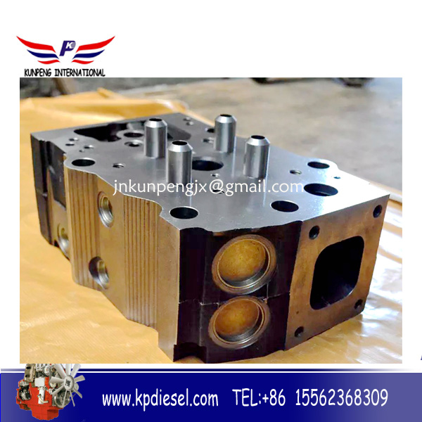 Cummins KTA19 diesel engine parts cylinder head
