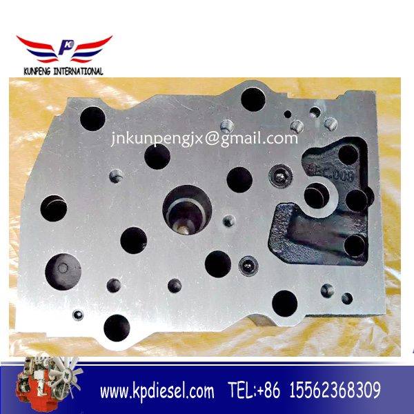 Cummins QSK19 Genset diesel engine parts cylinder head