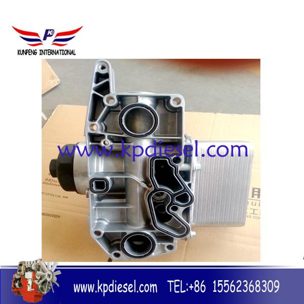 Deutz generator diesel engine oil cooler 04252961