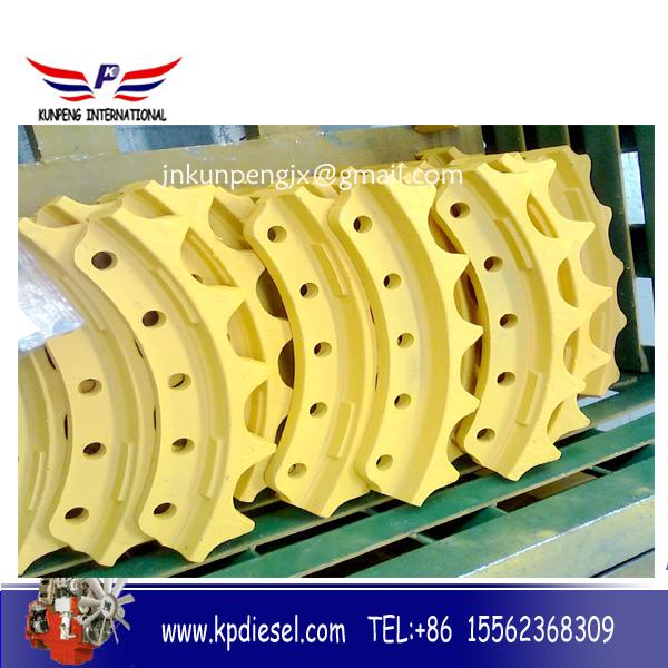 SD22,23,42 bulldoezer parts segment sprocket 154-27-12273A