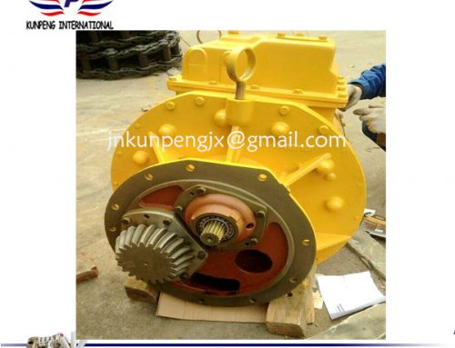 Shantui Bulldozer Undercarriage Spare Parts