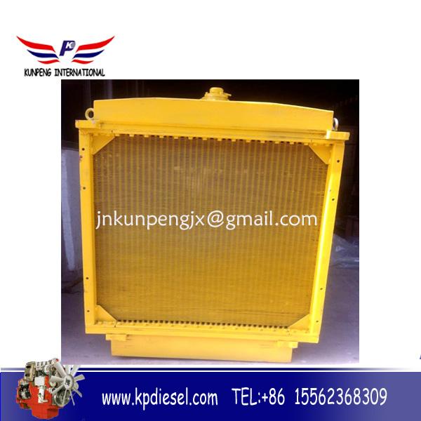 Shantui crawl bulldzoer parts radiator assy 175-03-C1002