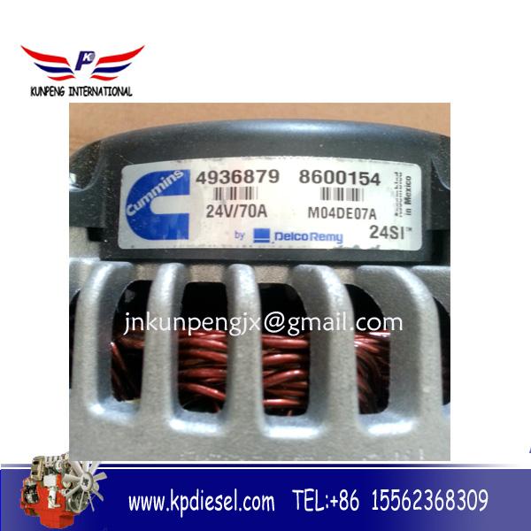 delco-remy 24V generator 4936879