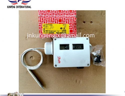 Danfoss Thermostatic Valves