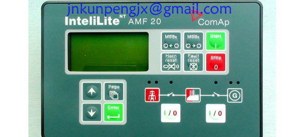 COMAP generatrer controller AMF20