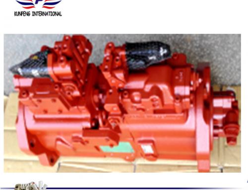 KASAWASI K3VLS Swash Plate Axial Plunger Pump