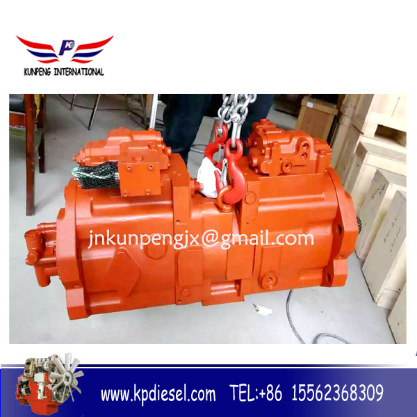 Main pump for komatsu PC200 electrical controlle