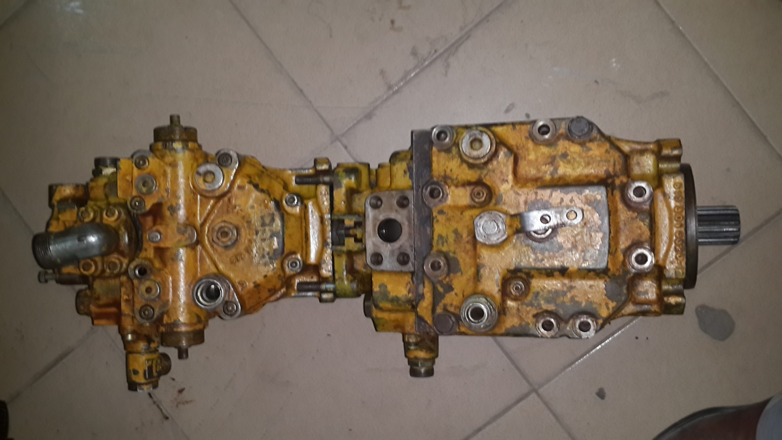 Germany lind hydraulic pump