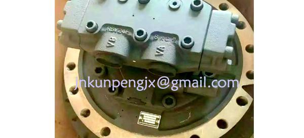 Hydraulic 20T excavator final drive travel motors