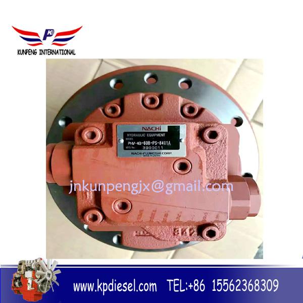 Final drive & travel motors for excavators | kpdiesel com