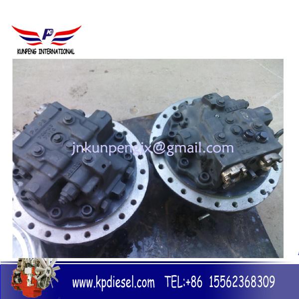 komatsu hydraulic motor