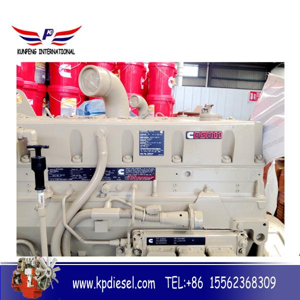 TIR3 Cummins QSM11 diesel engines