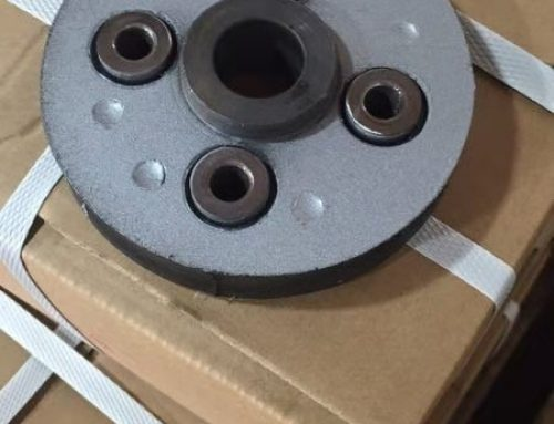 Coupling for XCMG Single Cylinder Roller send to African client