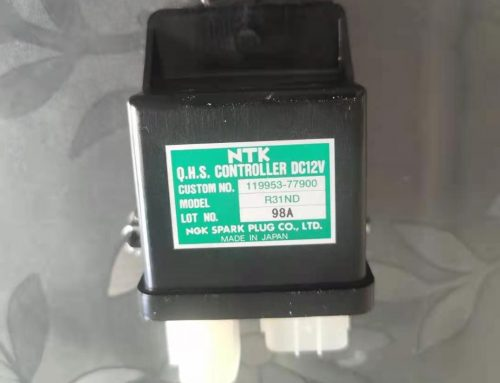 Controller DC12V NTK Unit for SANY Excavtaor 119953-77900